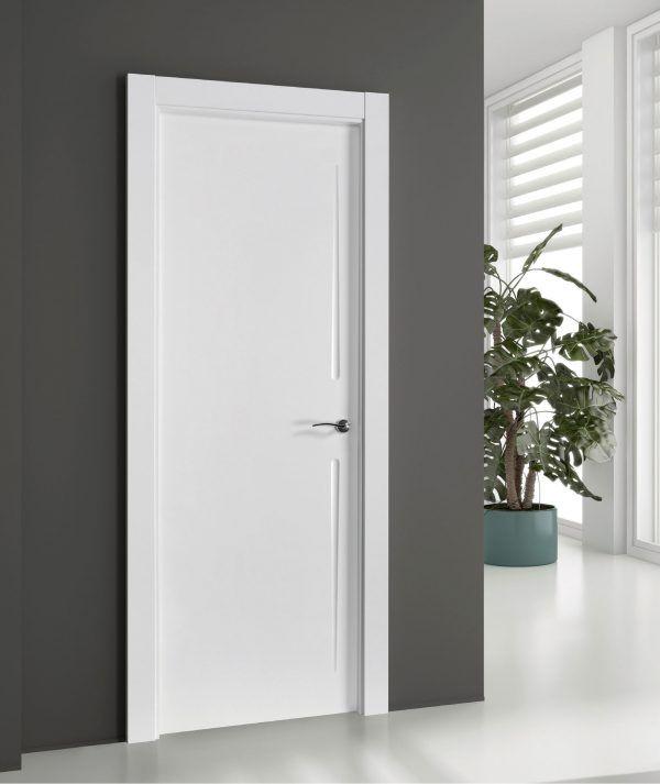 Puerta Lacada Blanca RUBENS