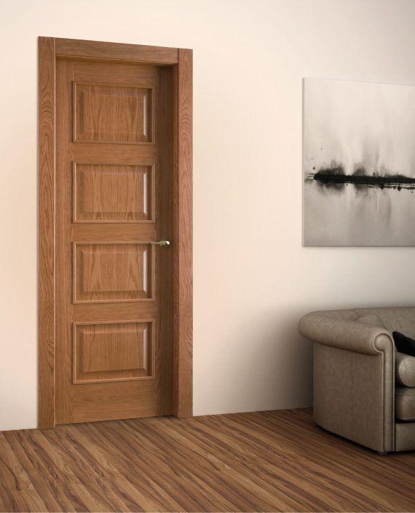 Puerta Carpintera RITMO