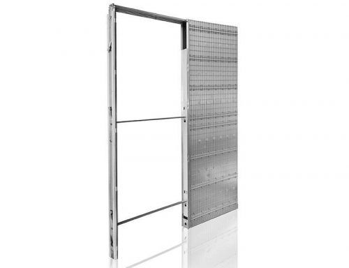 Puerta corredera interior slidecast puertas castalla - Puerta corredera interior ...